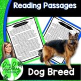 Reading Passages | Dog Breeds | Informative Text