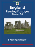 Reading Passages: England