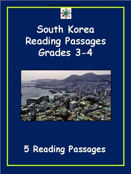 Reading Passages: Korea Grades 3-4