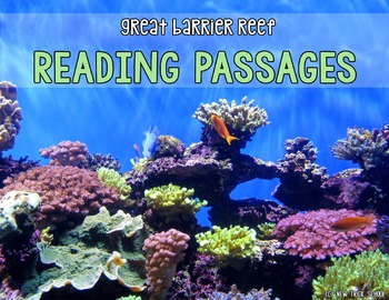 Reading Passages- Ocean Adventure