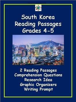 Reading Passages: South Korea and Two Koreas