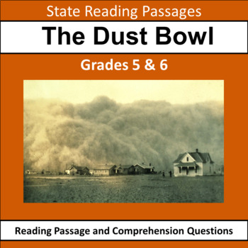 Reading Passages: The Dust Bowl