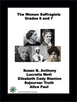 Reading Passages: The Suffragists
