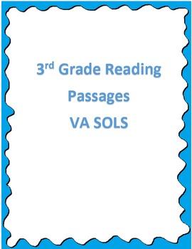 Reading Passages VA SOL Review