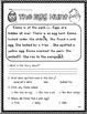 Reading Passages and Comprehension Pages for the Beginning Readers