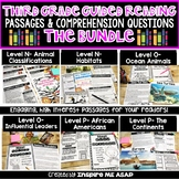 Third Grade Guided Reading Passages & Comprehension Questi