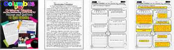 Reading Comprehension Passages and Questions 4th Grade