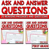 BUNDLE-Fiction AND Informational Passages/Questions CCSS R
