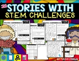 Reading Passages and STEM Challenges
