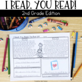Reading Passages for Home or School: 2nd Grade Edition