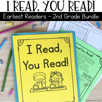 Reading Passages for Home or School Bundle: Early Readers
