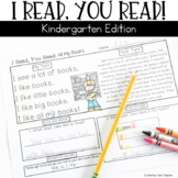 Reading Passages for Home or School: Kindergarten Edition