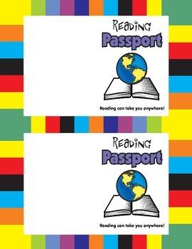 Reading Passport