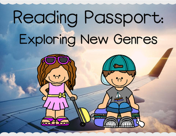 Reading Passport: Exploring Literary Genres