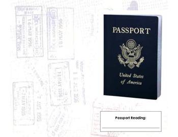 Reading Passport - Genre Study