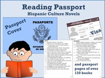 Reading Passport Hispanic Novels