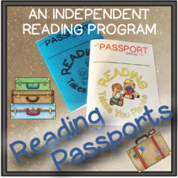 Independent Reading Program - Reading Passports
