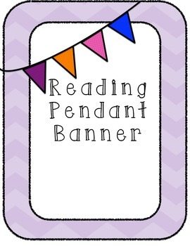 Reading Pendent