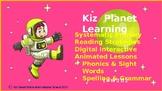 L 8 W 2 Gr 2 Phonics, Sight words, Grammar: ound words, Using 'because'