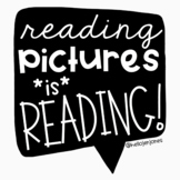 Reading Pictures *IS* Reading Poster