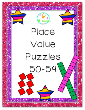 Reading Place Values 50-59