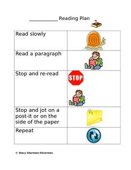 Reading Plan