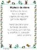 Reading- Poemas para el invierno Winter Poems in Spanish