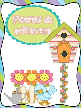 Reading PoemasparalaprimaveraSpringPoemsinSpanish