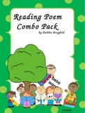 Reading Poems Power Point Combo Pack to Help Teach Reading Skills and Strategies