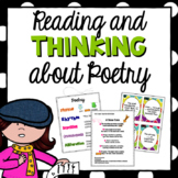 Reading Poetry- Guided Reading Questions and Poems