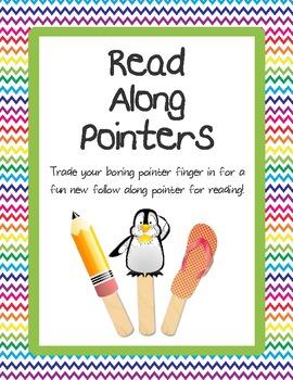 Reading Pointers - Read Along Tool