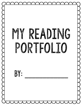 Reading Portfolio (Reading Notebook)