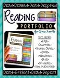 Reading Portfolios (for grades 3 and up)