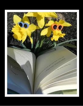 Spring Bulletin Board Reading Poster