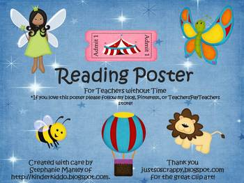 Reading Poster