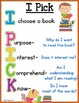 Reading Poster- I Pick