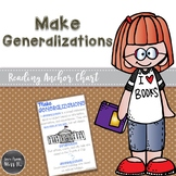 Reading Poster: Making Generalizations