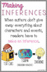 Reading Anchor Chart: Make Inferences