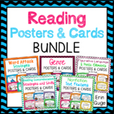 Reading Posters and Cards Bundle