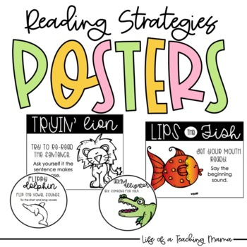 Reading Posters (Decoding)