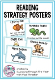 Reading Posters : Decoding Strategies