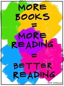Reading Posters- Upper Grades