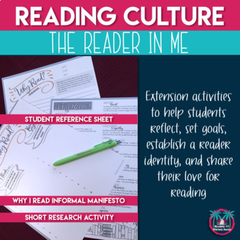 Why Reading Matters: Reading Posters and Extension Activities for Secondary