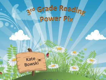 Reading Power Pix - 3rd Grade