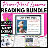 Reading PowerPoint Minilessons Bundle