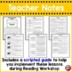 Reading Mini Lessons and Activities Bundle