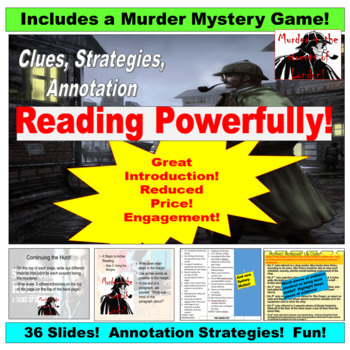 Reading Powerfully Powerpoint Lesson