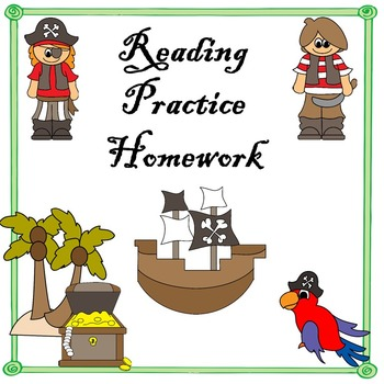 Sight Word Practice - Reading Street K - Pirate theme