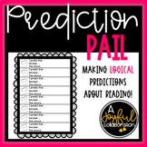 Making Predictions: Reading Prediction Pail