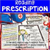 Reading Prescription: A Fun Twist on Reading Conferences